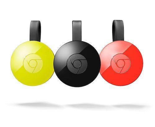 Google Chromecast 2015 avrmagazine