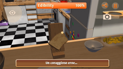 I Am Bread gioco per iOS
