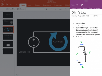 App Office per iOS 9