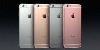 RAM di iPhone 6S, iPhone 6S Plus e iPad Pro