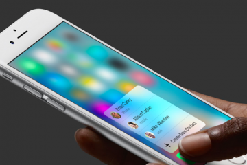 iPhone 6s 3D Touch avrmagazine 3