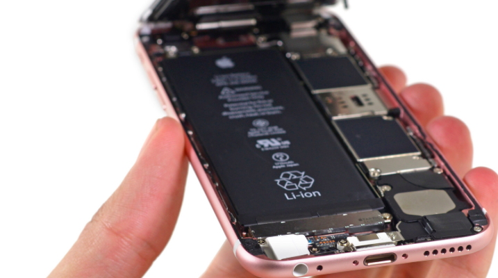 iPhone 6s teardown avrmagazine 1