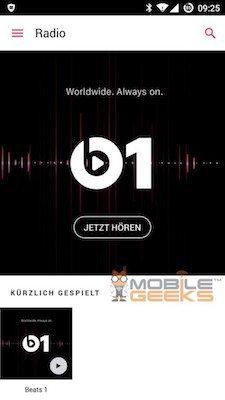 Apple Music applicazioni per Android avrmagazine 1