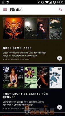 Apple Music applicazioni per Android avrmagazine 2