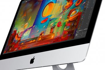 Apple iMac 21 4K avrmagazine 1