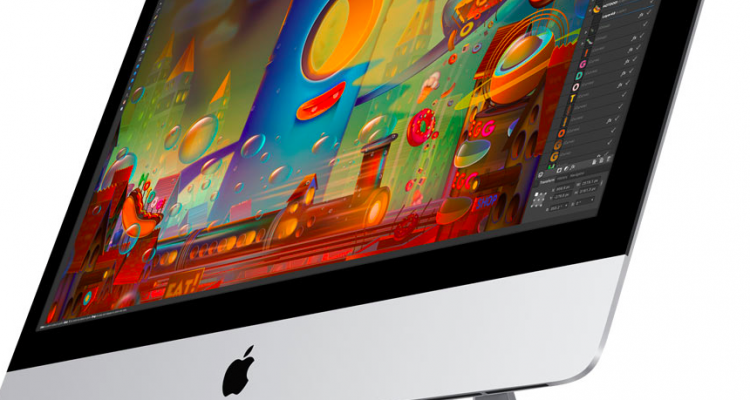 Apple iMac 21 4K avrmagazine 1