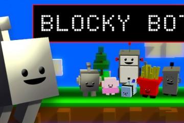 Blocky Bot giochi per iphone e Android avrmagazine