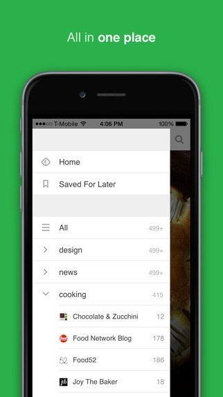 Feedly applicazioni per iphone avrmagazine 1