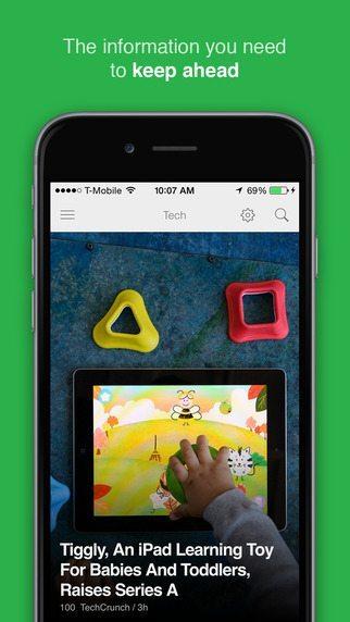 Feedly applicazioni per iphone avrmagazine 3