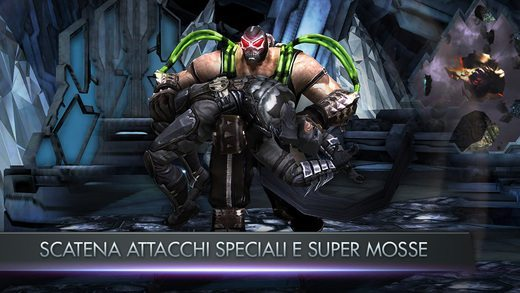 Injustice giochi per iphone e ipad avrmagazine2