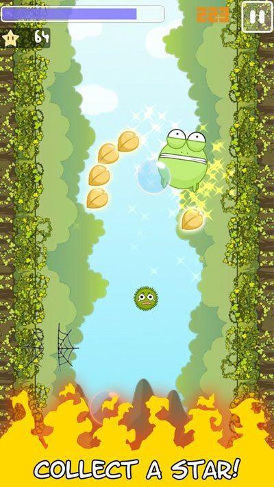 Jumping Larva giochi per iphone avrmagazine 2