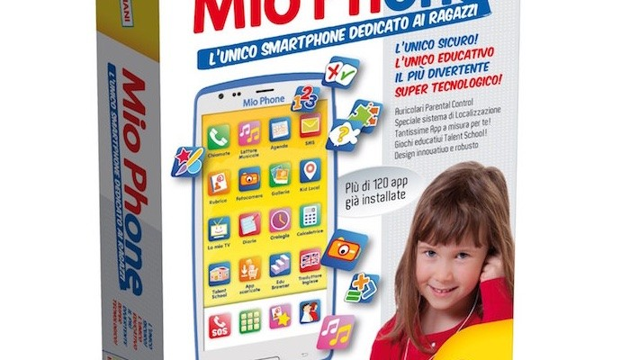 Mio Phone Lisciani avrmagazine