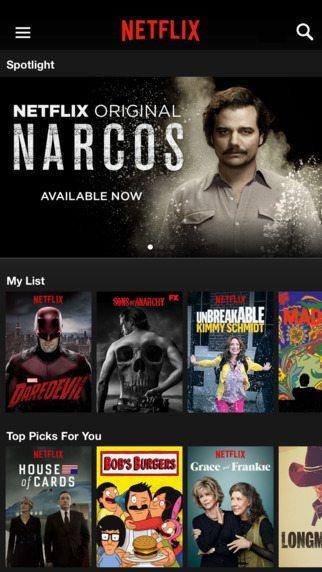 Netflix applicazioni per iphone avrmagazine 1