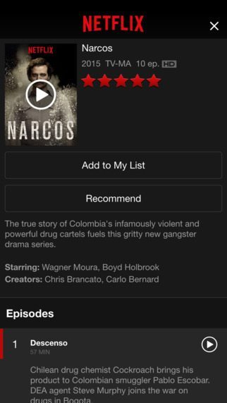 Netflix applicazioni per iphone avrmagazine 2