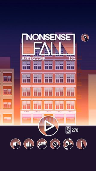 Nonsense Fall giochi per iphone avrmagazine 2