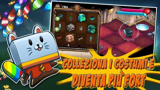 Slashy Hero giochi per iphone e Android 3