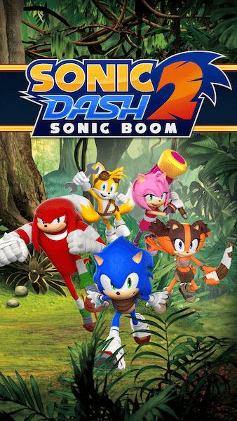 Sonic Dash 2 applicazioni per iphone avrmagazine 1