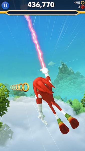 Sonic Dash 2 applicazioni per iphone avrmagazine 2