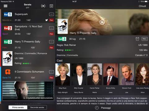 SuperGuidaTV 3.0 applicazioni per iphone avrmagazine 3