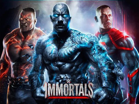 WWE Immortals avrmagazine 1
