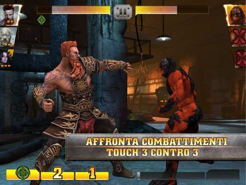 WWE Immortals avrmagazine 2