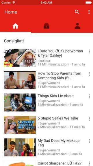 Youtube applicazioni per iphone avrmagazine 0