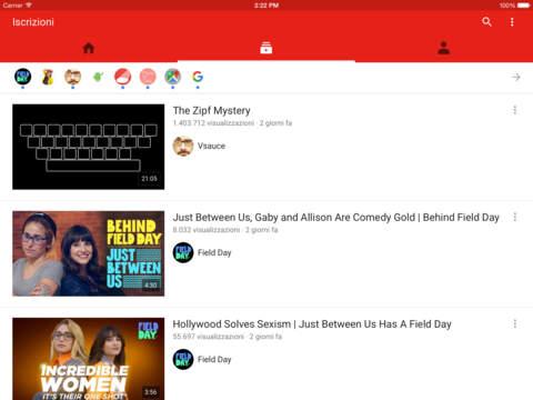 Youtube applicazioni per iphone avrmagazine 2