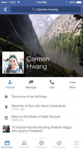 facebook applicazioni per iphone avrmagazine 2