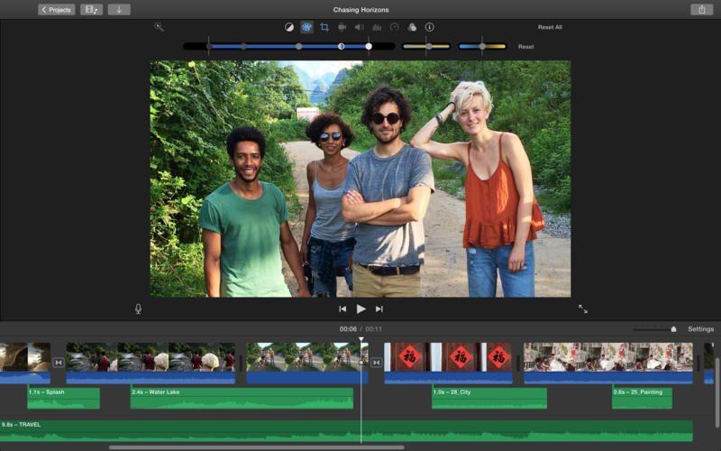 iMovie iMac 4k avrmagazine 1