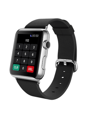 Watch Keypad
