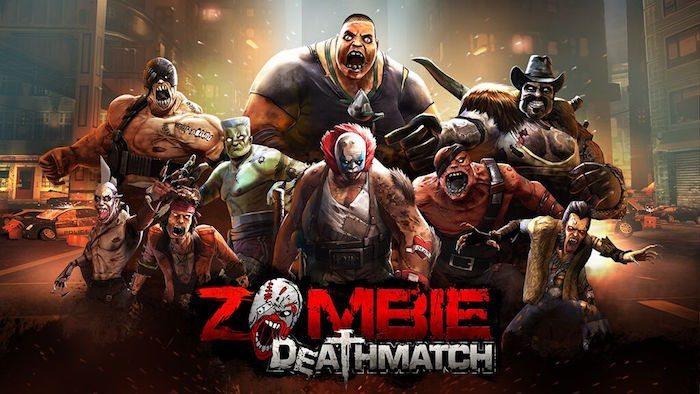 zombie-deathmatch avrmagazine