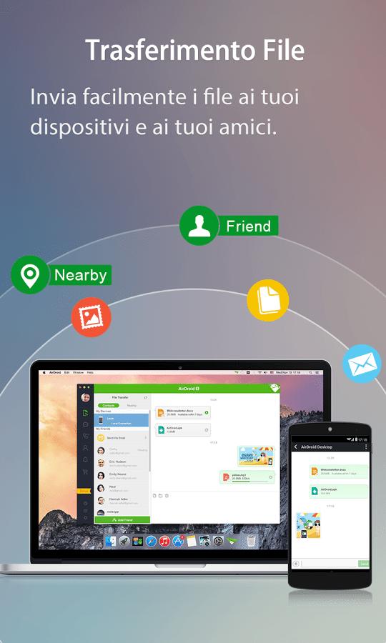Airdroid applicazioni per Android Avrmagazine 1