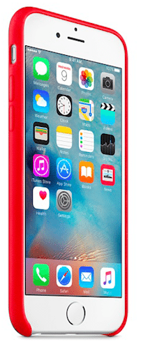 Apple cover Product red iphone avrmagazine 2