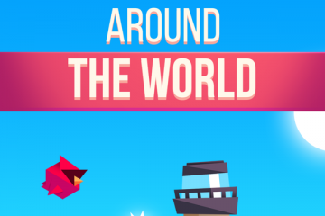 Around The World avrmagazine