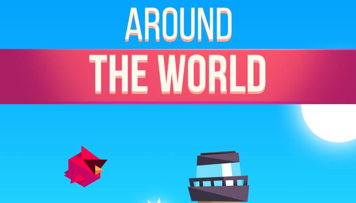 Around The World avrmagazine