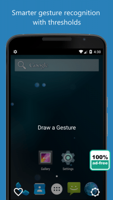 ClearView Gestures applicaizoni per Android avrmagazine 1