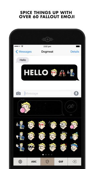 Fallout CHAT applicazioni per iphone e Android avrmagazine 1