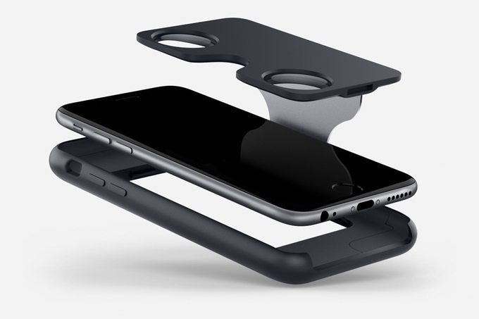 Figment VR accessori per iphone avrmagazine 2