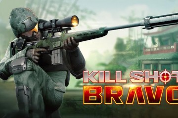 Kill Shot Bravo giochi per iphone avrmagazine