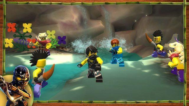 Lego Ninjago L'ombra di Ronin gicohi per iphone avrmagazine 1