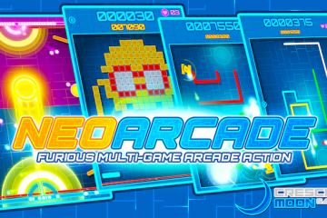 NeoArcade giochi per Apple Tv avrmagazine 1