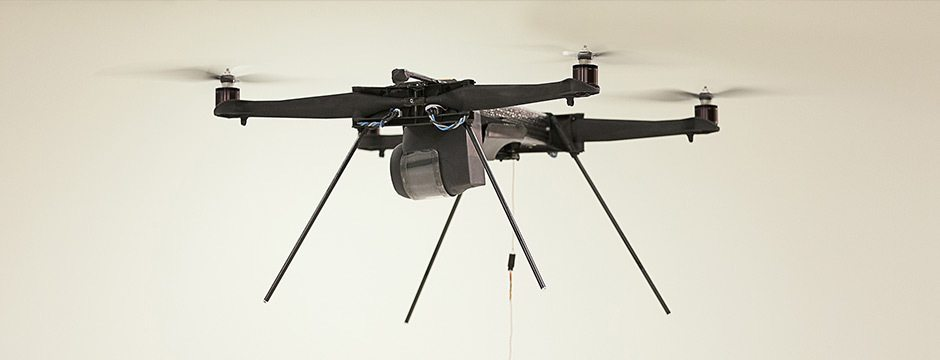 Persistent Aerial Reconnaissance and Communications