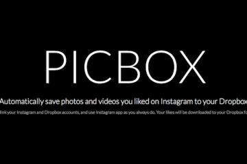 Picbox web app avrmagazine