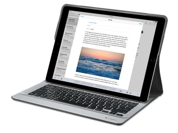 Tastiera Logitech CREATE per iPad pro avrmagazine 2