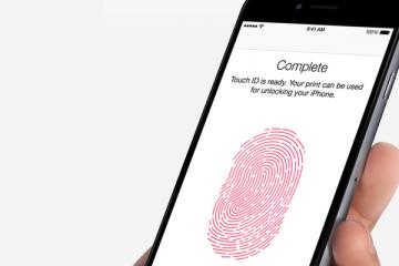 Touch ID avrmagazine
