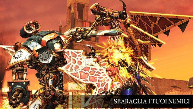 Warhammer 40,000 Freeblad giochi per iphone e ipad avrmagazine 1