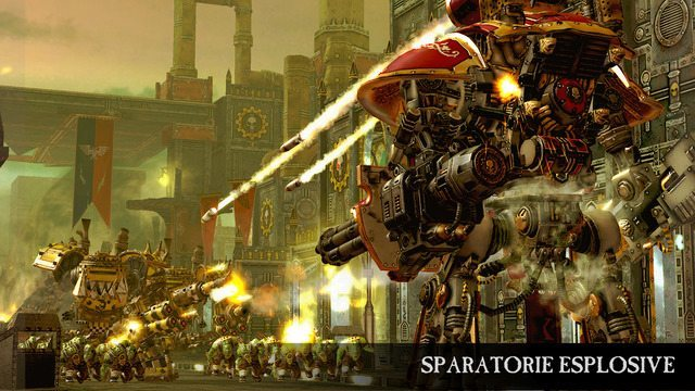 Warhammer 40,000 Freeblad giochi per iphone e ipad avrmagazine 2