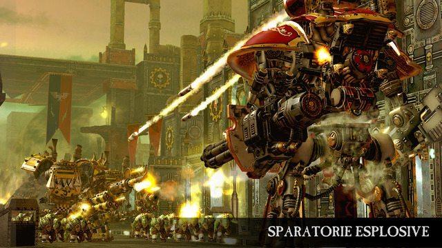 Warhammer 40,000 Freeblad giochi per iphone e ipad avrmagazine 2