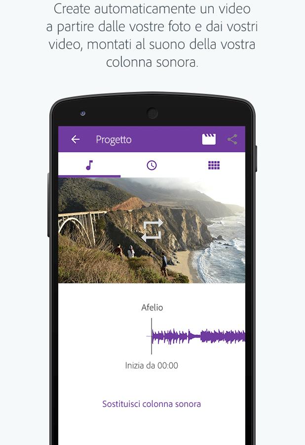 Adobe premiere pro applicazioni per android avrmagazine 1