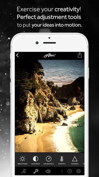 Alive applicazioni per iphone avrmagazine 1